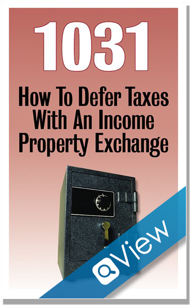 1031 Exchange Print Products Real Estate Brochures