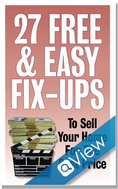 27 Free And Easy Fix-Ups Print Products Real Estate Brochures