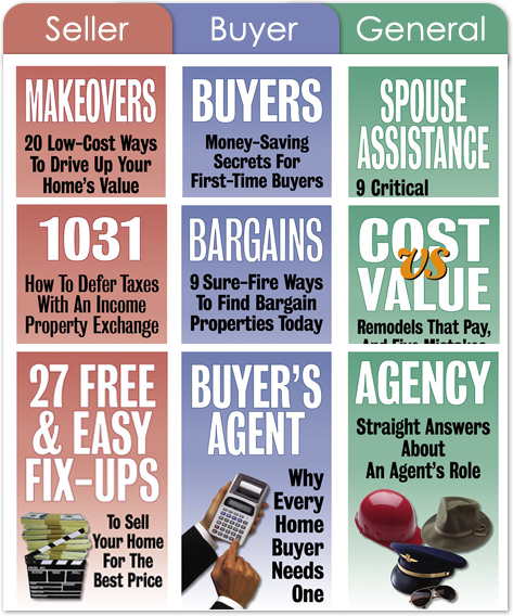 Rainmaker Print Marketing Brochures for Real Estate Agents