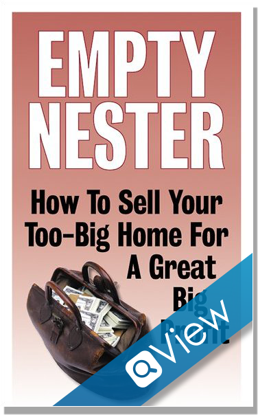 Empty Nester Print Products Real Estate Brochures