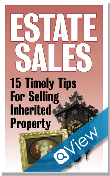 Estate Sales Print Products Real Estate Brochures