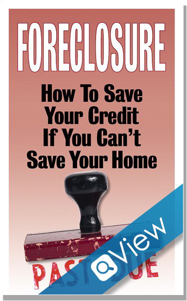 Foreclosure Print Products Real Estate Brochures