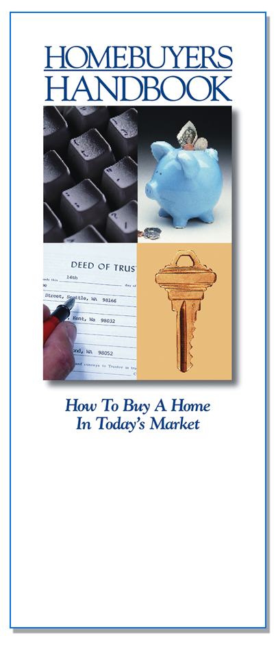 Rainmaker Print Marketing Handbooks for Real Estate Agents
