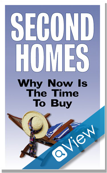 Second Homes Print Products Real Estate Brochures