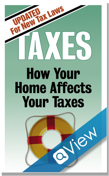 Taxes Print Products Real Estate Brochures