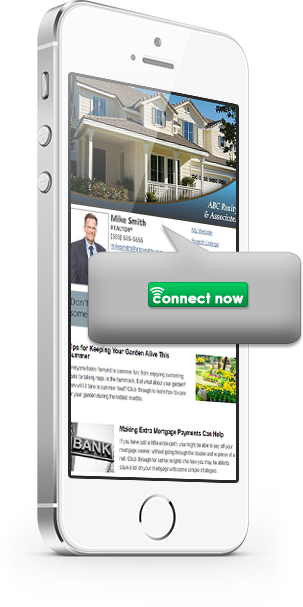 Connect Now™ And HomeActions Help You Connect With Real Estate Prospects Instantly