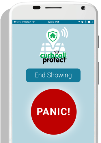 How CurbCall Protect™ Helps Keep Agents Safe During Showings