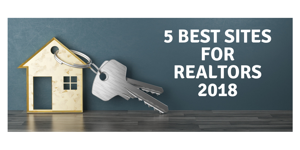 5 Best Sites For Realtors 2018